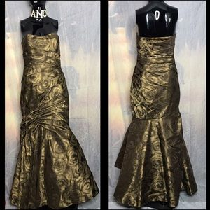 Copper Gown